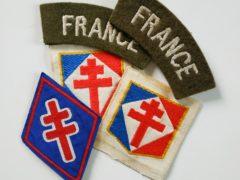 Insignes France Libre