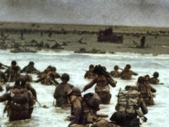 Omaha Beach Easy Red