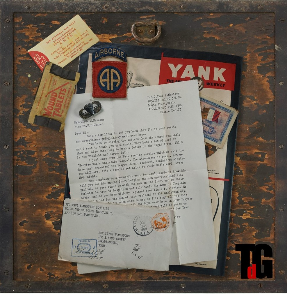 WWII War Letters
