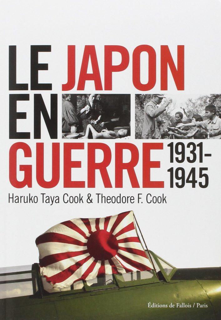 Couverture du livre Le Japon en guerre